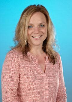 Foto: Portrait von Karin Rauscher