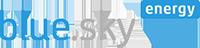 Logo: bluesky.energy
